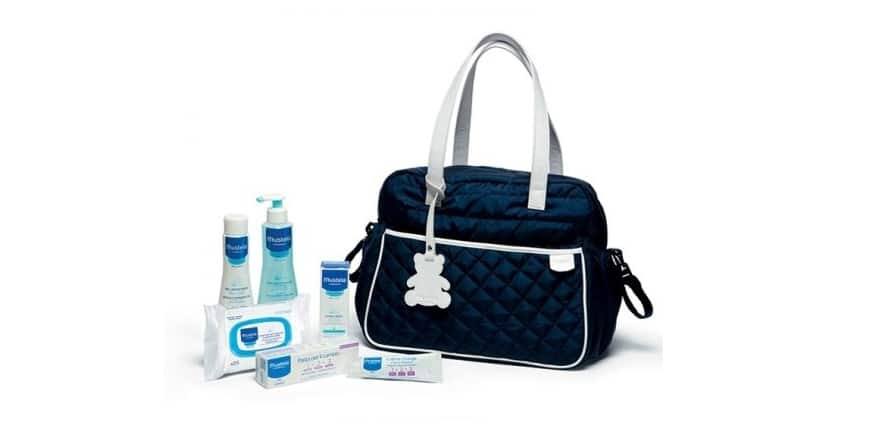 ▷ Changing Bag Mustela First Travel: Review & Price