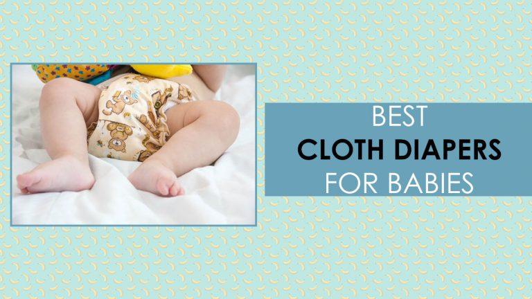 Best Newborn Cloth Diaper – 2020 Review – CroKids