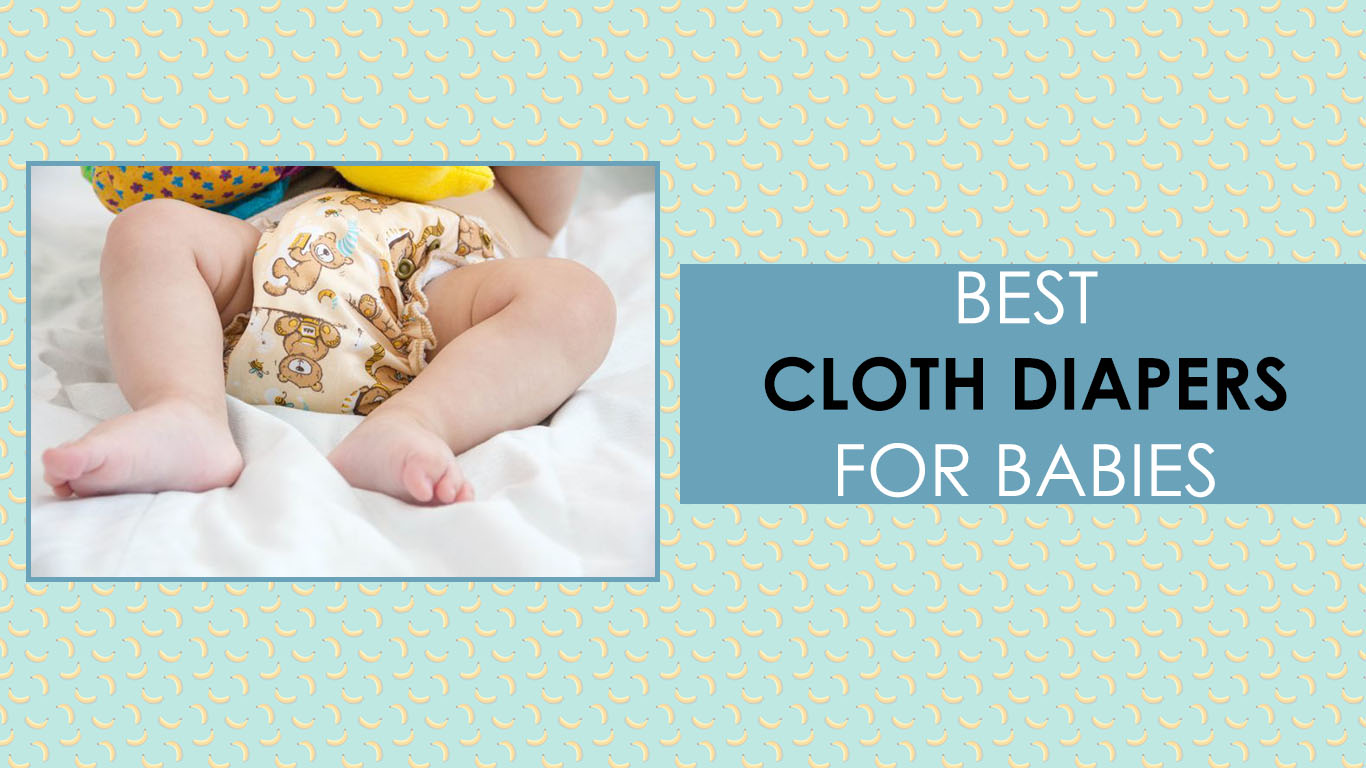 Best Newborn Cloth Diaper – 2020 Review – CroKids