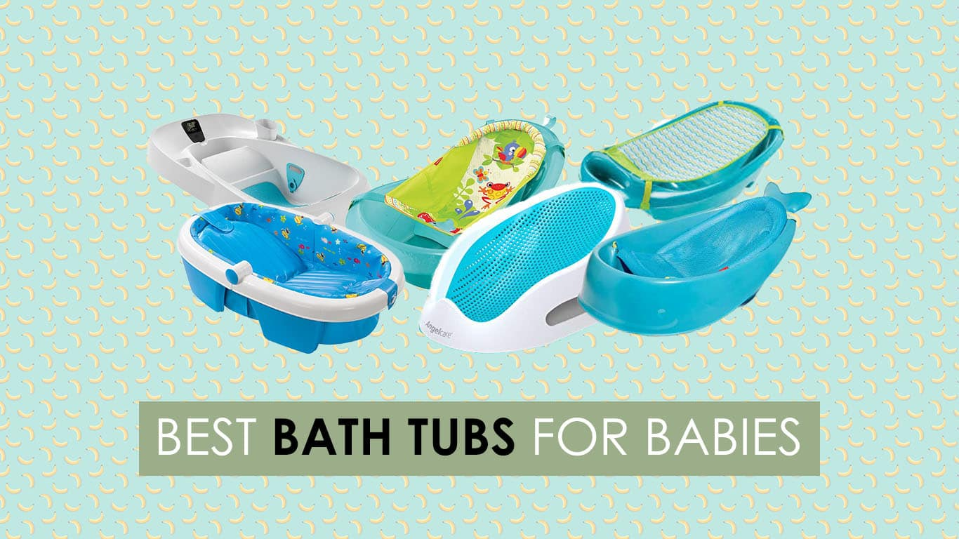 Best Baby Bathtubs