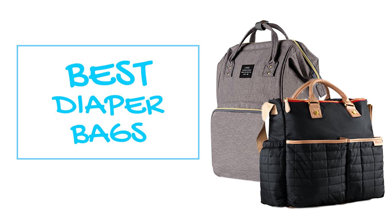 Best Diaper Bags 2020 – CroKids